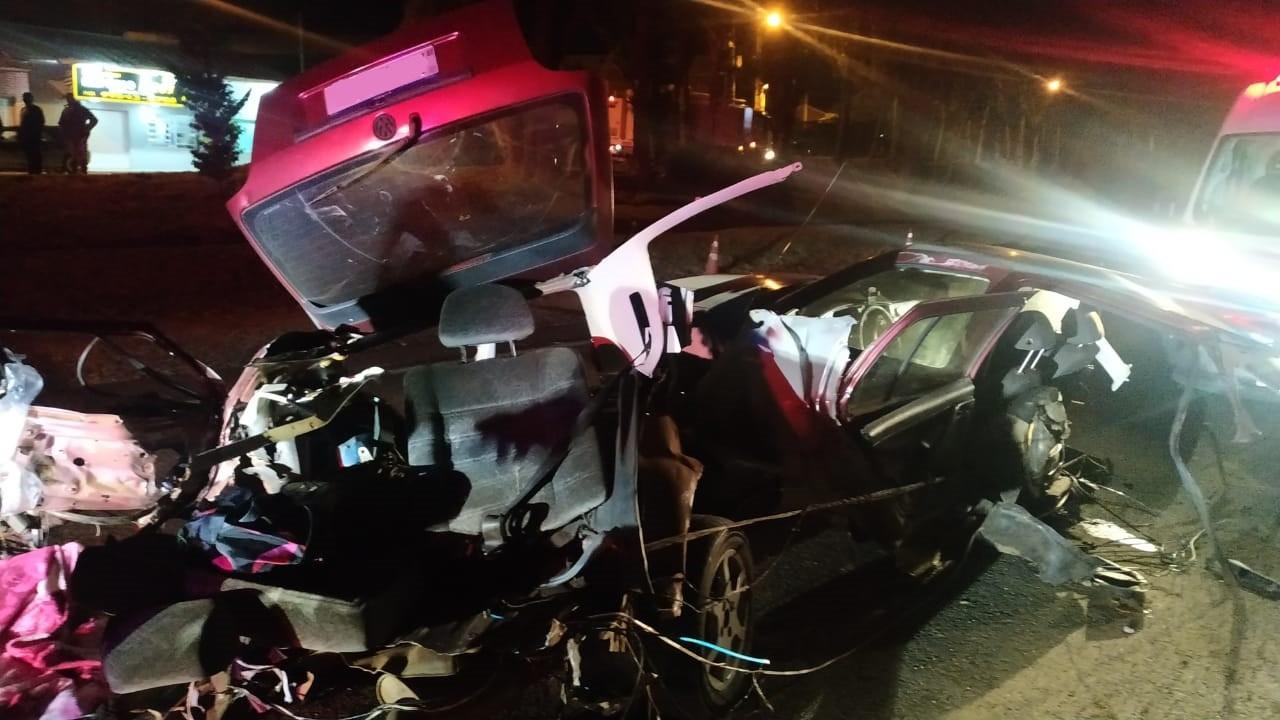 Adolescente morre em acidente na BR-376, em Tibagi