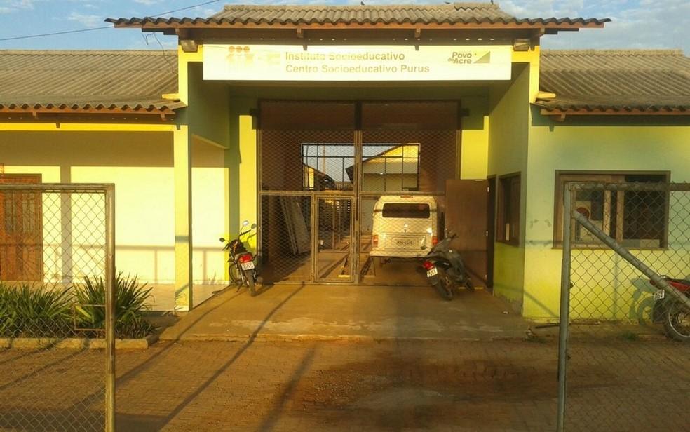 Quatro adolescentes que fugiram de Centro Socioeducativo no interior do Acre são recapturados — Foto:  Anselmo/ Arquivo pessoal