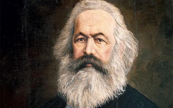 O pensador alemão Karl Marx (Foto: DeAgostini/Getty Images)