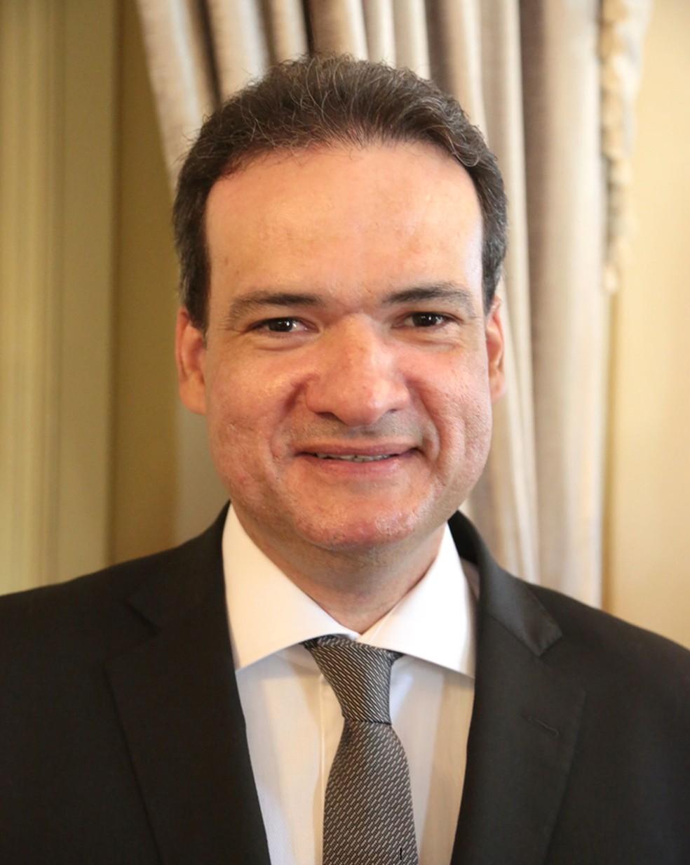 José Francisco Neto, secretário de administração de Pernambuco no segundo governo de Paulo Câmara — Foto: Governo de PE/Divulgação