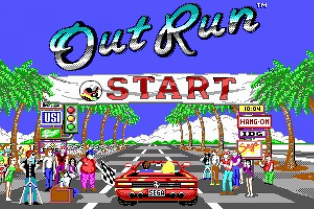 OutRun  (Foto: Divulgação/Sega)