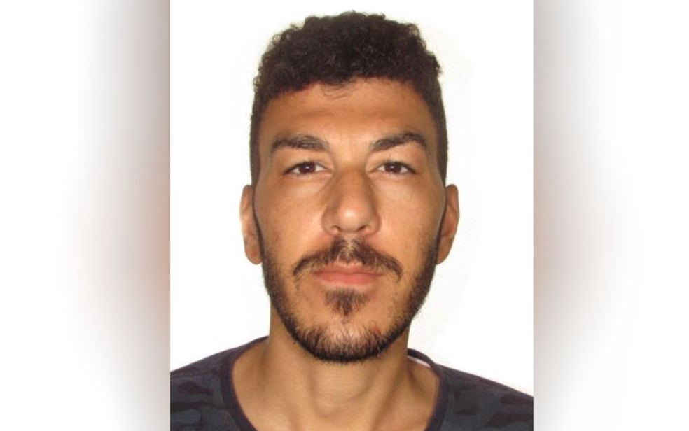 Murilo Ramos de Souza desapareceu após ter carro roubado, em Itapuranga — Foto: Reprodução/TV Anhanguera