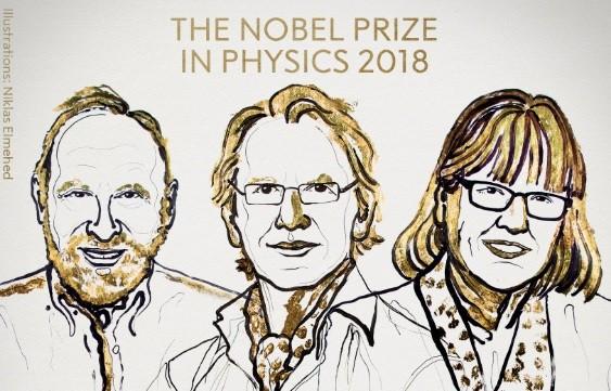 Os vencedores do Prêmio Nobel (Foto: Reprodução)