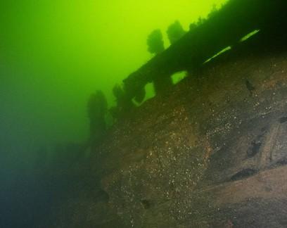 Dois navios do século 17 naufragados são encontrados na costa da Suécia