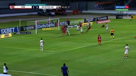 """Recuperado, Mardden volta ao gol do CRB e destaca jogo especial: """"Emoção grande"""""""