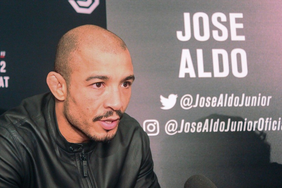José Aldo é o nome mais relevante do card do UFC Calgary (Foto: Marcelo Barone)