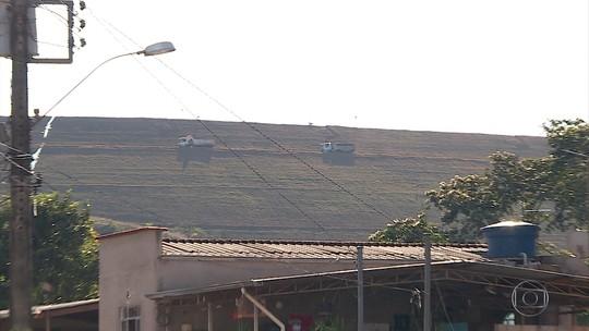 Parecer do MPMG denuncia risco de rompimento de barragem em Congonhas