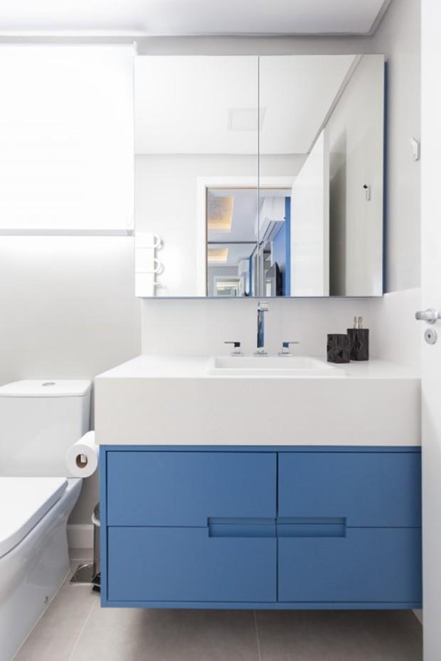 Reforma adapta o apartamento de 75 m² ao estilo do jovem casal (Foto: ©Marcelo Donadussi)