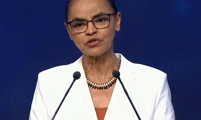Marina Silva, candidata da REDE
