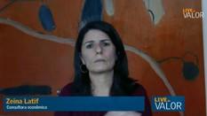 Vejo mais valorização do dólar e acomodação de commodities, diz Zeina Latif