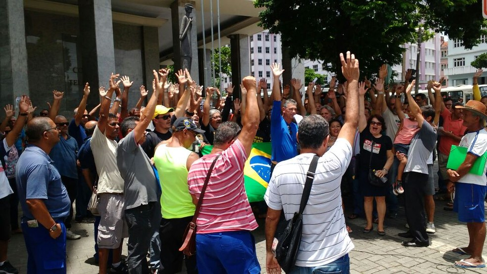 Trabalhadores dos Correios encerram greve no Recife (Foto: Divulgação/SINTECT-PE)
