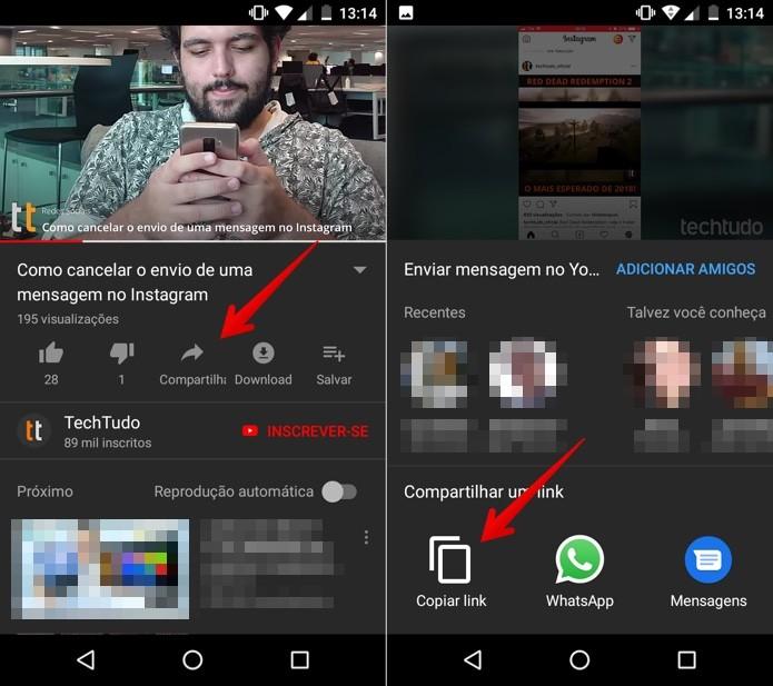Como baixar vídeo do YouTube no celular sem precisar instalar