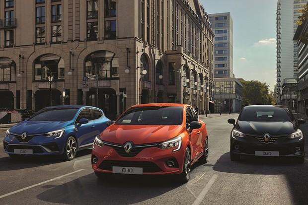 2019 - Renault Nouvelle CLIO (Foto: Divulgação)