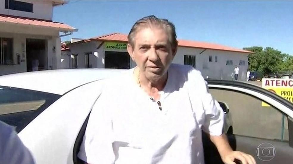 MP pede prisão preventiva de João de Deus, acusado de abuso sexual — Foto: Reprodução/JN