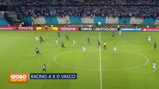 Fornecedora do Racing promete sortear uma camisa para cada gol sobre o Vasco
