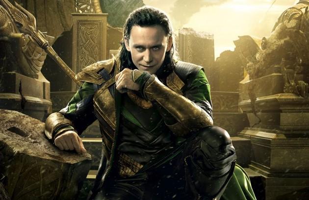 """Também parte do universo cinematográfico Marvel, a série """"Loki"""" acompanhará as aventuras do carismático vilão interpretado por Tom Hiddleston. A previsão de estreia na Disney+ é para maio (Foto: Divulgação)"""