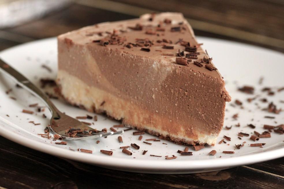 Torta de sorvete — Foto: Shutterstock