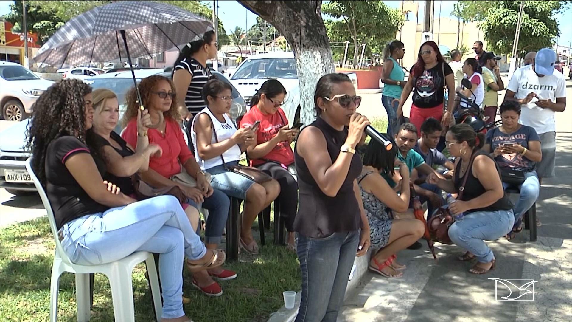 Professores da rede municipal continuam em greve em Pindaré-Mirim