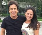 Marcos Frota e Mariana Constantini | Divulgação