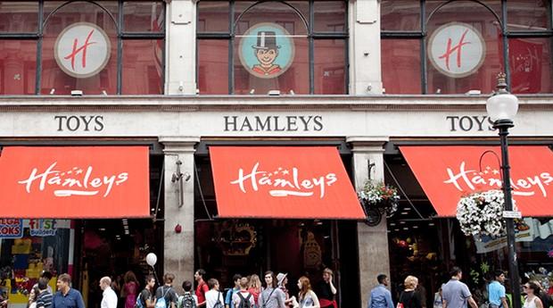 Hamleys (Foto: Reprodução)