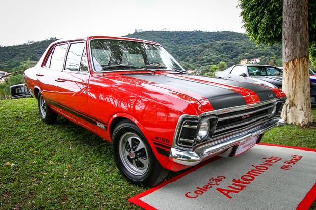 Chevrolet Opala SS (Foto: Rafael Munhoz)