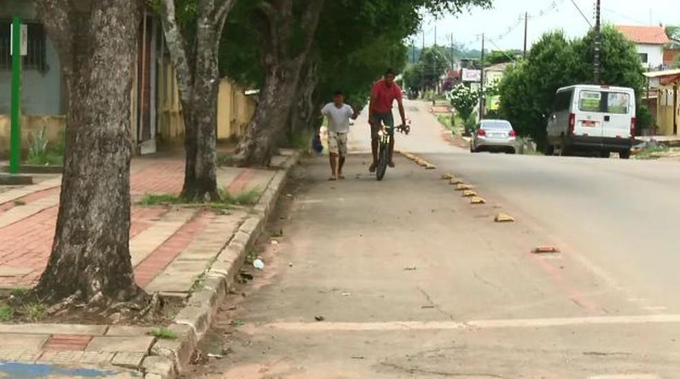 Acre é o sexto estado com maior redução de recursos para projetos de mobilidade urbana (Foto: Reprodução/Rede Amazônica Acre )