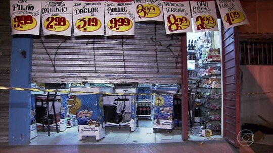 Homem morre em tentativa de assalto a um mercado em São Paulo