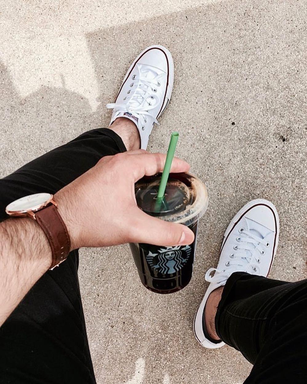 Starbucks prentende banir os canudos de plástico de suas lojas até 2020 (Foto: Reprodução Instagram)