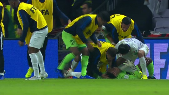 Enzo Pérez perde pênalti, e River Plate é eliminado do Mundial; veja