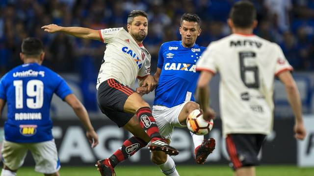 Henrique, Diego, Cruzeiro, Flamengo