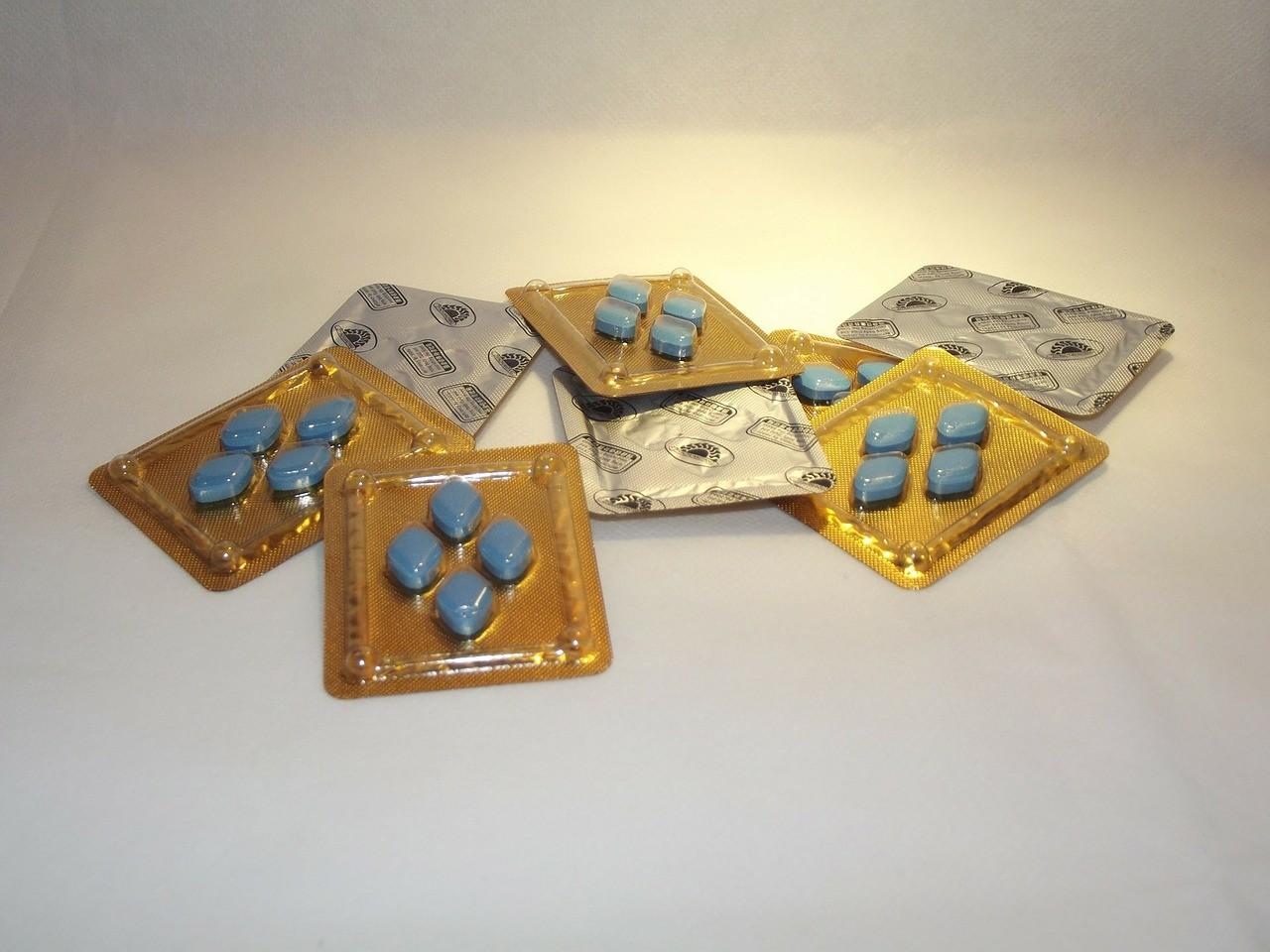 Homem ingeriu componente do Viagra conhecido como sildenafila (Foto: Pixabay)