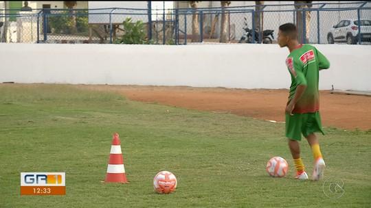 Equipe do Sub-20 do Petrolina se prepara para estreia no Pernambucano