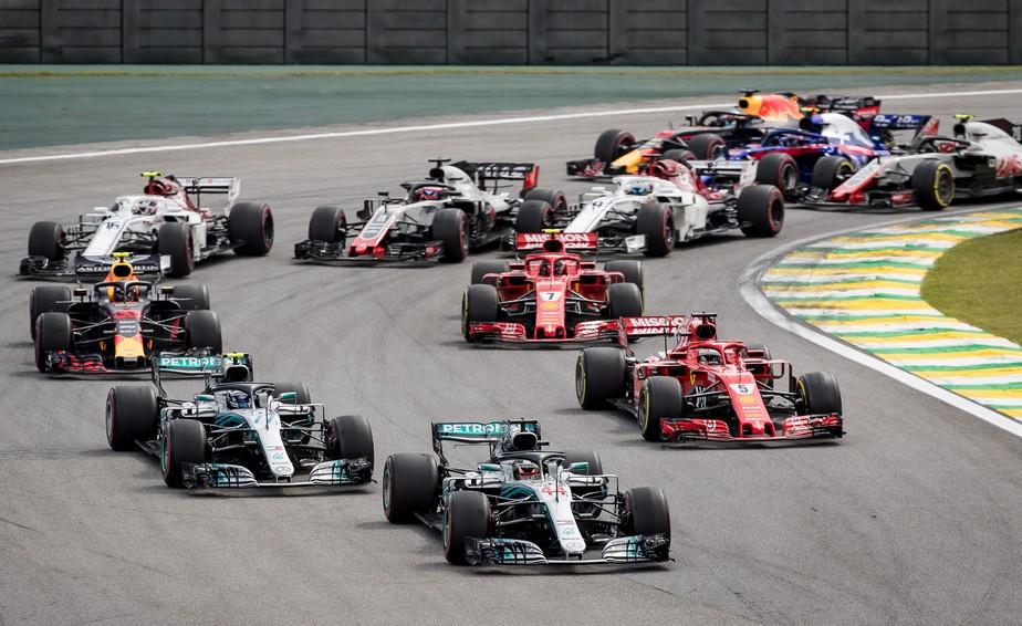 Formula 1 Calendario.Formula 1 Calendario De 2019 Formula 1 Globoesporte
