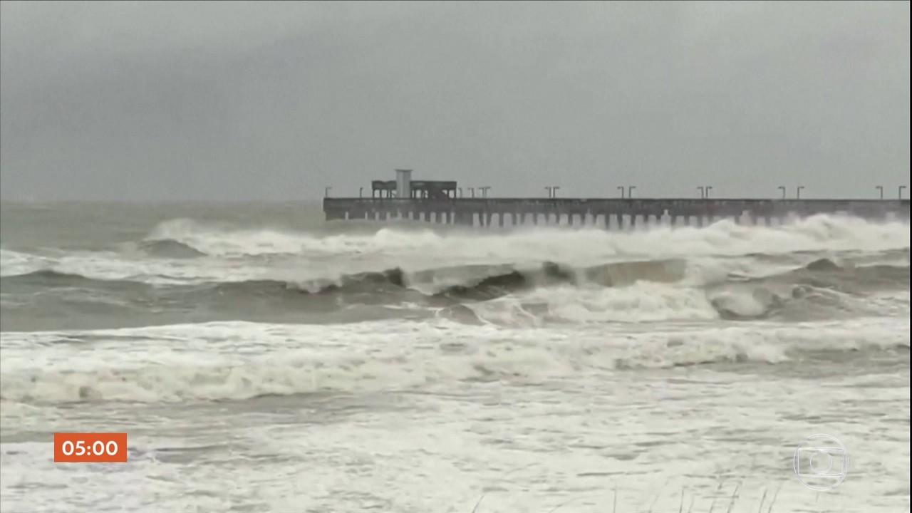 EUA está em alerta para inundações; 5 grandes tempestades estão se formando ao mesmo tempo