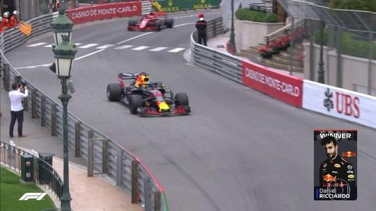 """Em terceiro, Hamilton reclama: """"O GP de Mônaco não foi realmente uma corrida"""""""