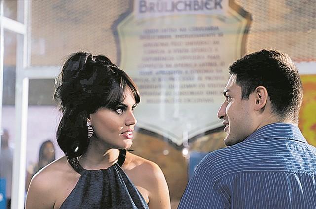 Letícia Lima e Daniel Rocha (Foto: Divugação)