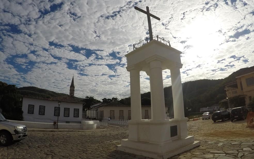 Cidade de Goiás, antiga capital do estado, sedia o Fica há 20 anos (Foto: Murillo Velasco/G1)