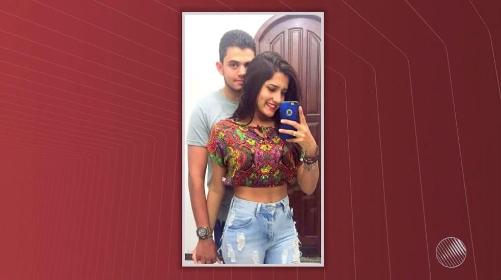 Filipe é suspeito de espancar a ex-mulher na Bahia. (Foto: Reprodução/TV Bahia)