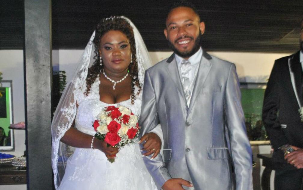 Médica cubana casou com baiano durante estadia no Brasil por conta do programa Mais Médicos — Foto: Arquivo pessoal