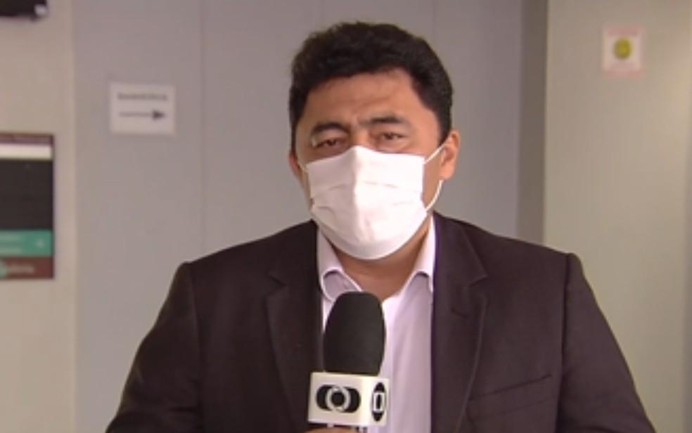 Escolas devem voltar em agosto, diz secretário de Educação de Goiânia  — Foto: Reprodução/TV Anhanguera