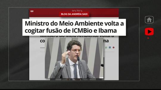 Exoneração do presidente do ICMBio é publicada no Diário Oficial