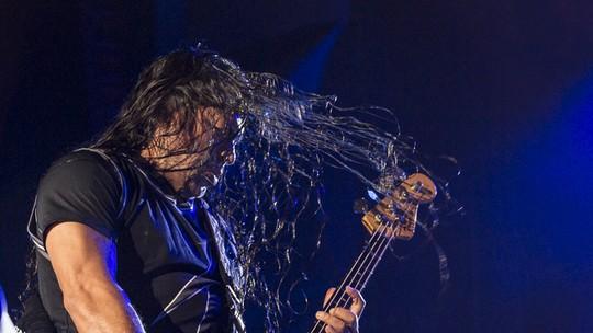 NO TOM: Metallica não tem estilo musical. Metallica é!
