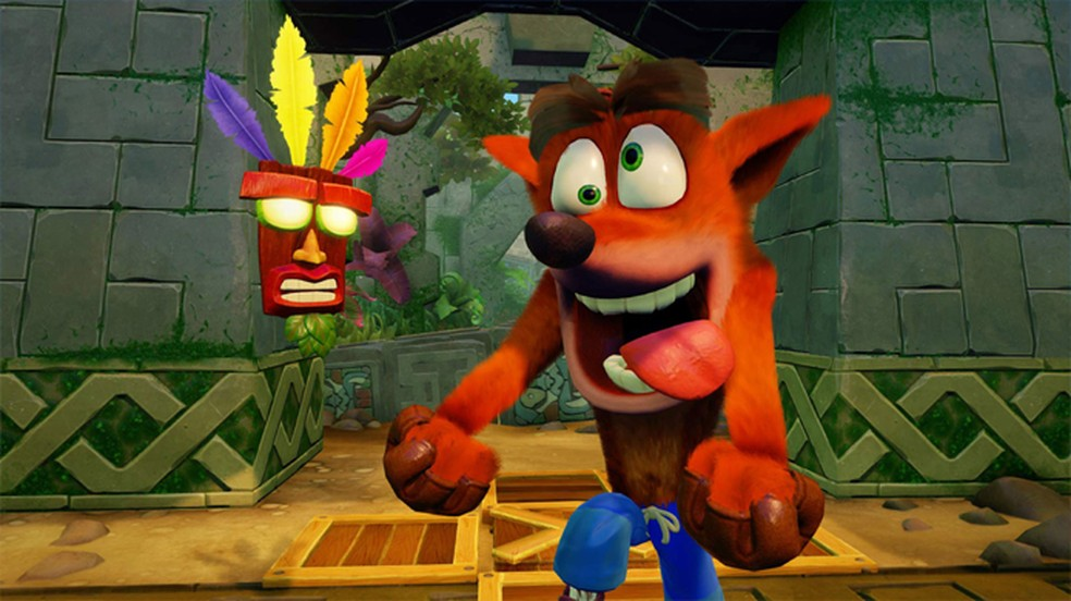 Crash Bandicoot N. Sane Trilogy rescues Naughty Dog classic at its best - from charisma to difficulty - Photo: Divulgação / Activision