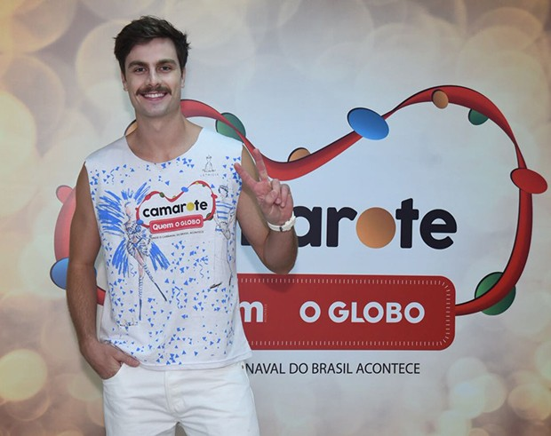 Paulo Dalagnoli (Foto: Renato Wrobel / Ed. Globo)