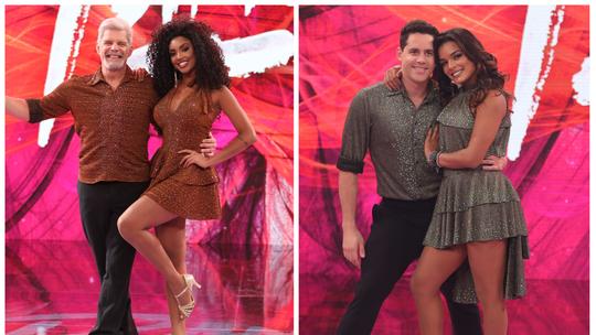 'Dança dos Famosos 2017': Raul Gazolla e Thiago Pereira deixam a competição