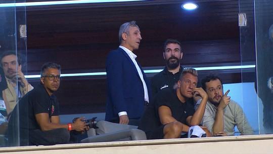 Comentaristas falam sobre chegada de Maxi López ao Vasco