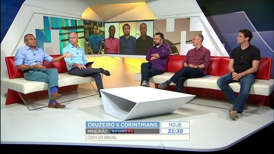 Marcos Assunção torce por retorno de Jô ao Corinthians e por volta por cima