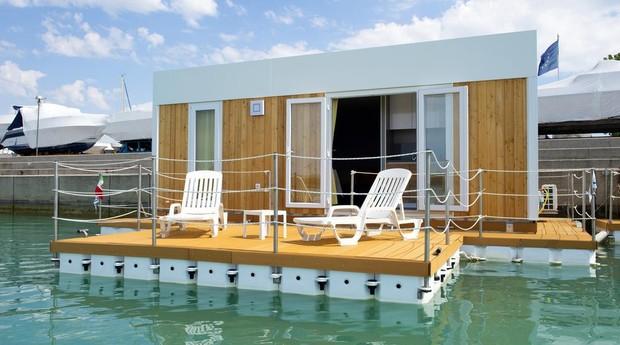 Marina Uno Floating Resort (Foto: Reprodução: Booking)
