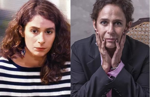 Andrea Beltrão foi a batalhadora Tônia. A atriz fará a novela das 21h 'Um lugar ao Sol' (Foto: Reprodução)