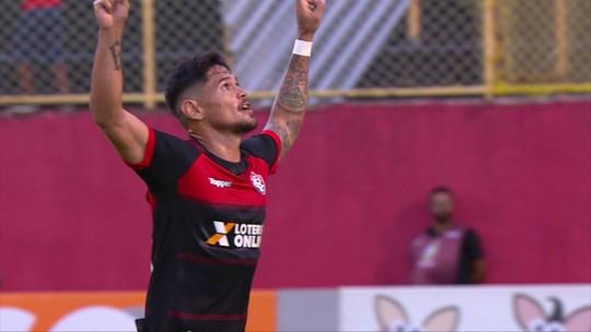 Vitória x América-MG - Campeonato Brasileiro 2018 - globoesporte.com